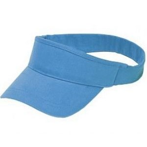 Outlet Classic Cotton Twill Visor