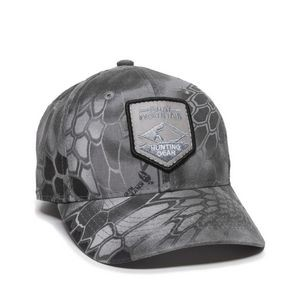 Classic Twill camo Assorted Cap with Hook/ Loop Tape Closure